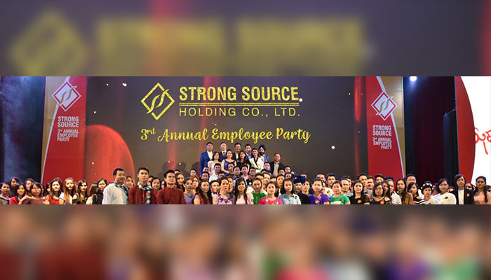 Strong Source Holding 3rd Annual Employee Party